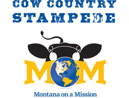 Cow Country Stampede - Montana on a Mission
