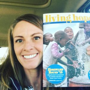 """""""Living Hope"""" is Montana on a Mission's annual report and year in review"""