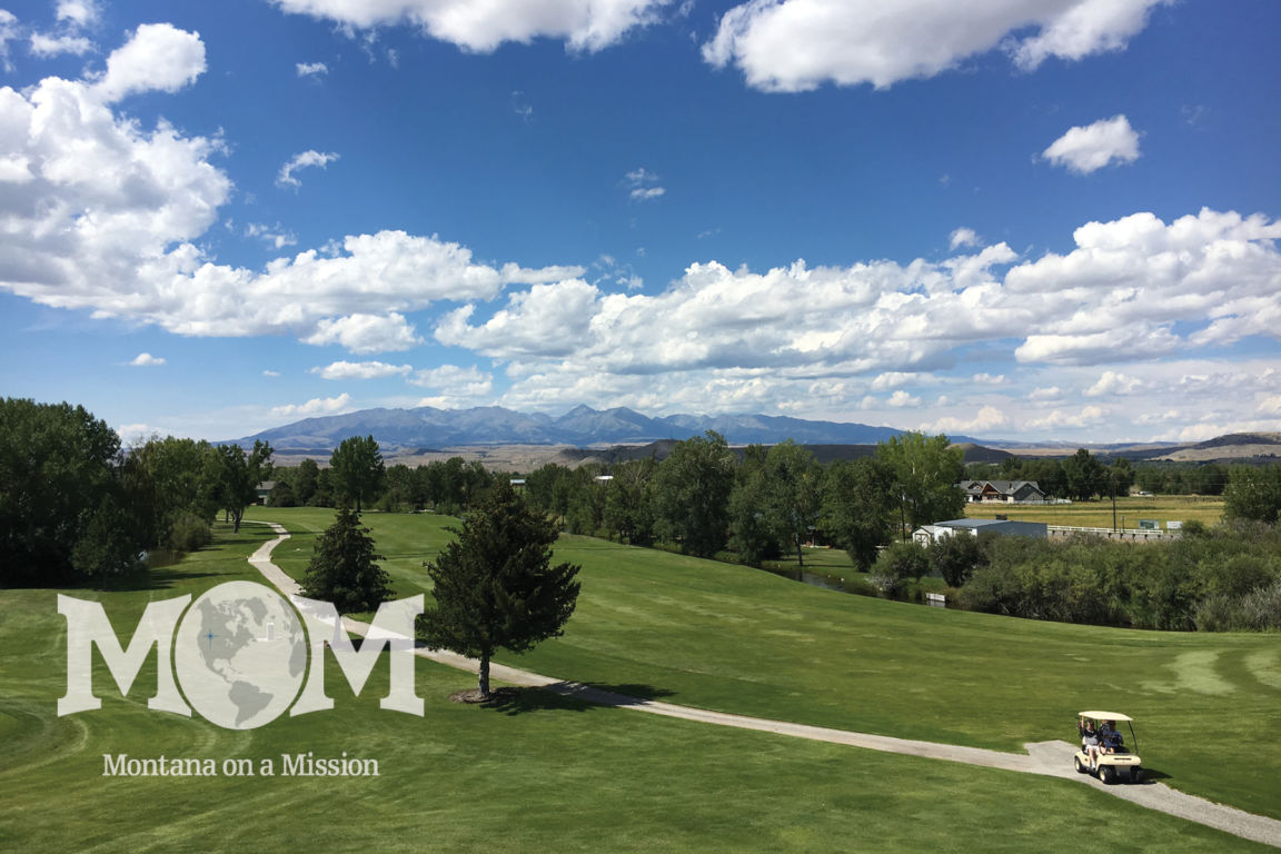 Montana on a Mission golf tournament