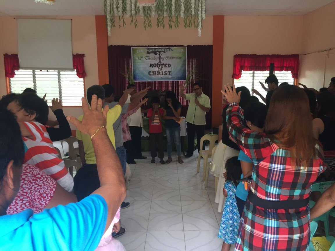 Montana on a Mission partners with Family Christian Fellowship Loboc