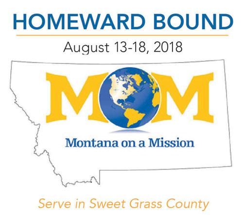 Homeward Bound August 13-18, 2018