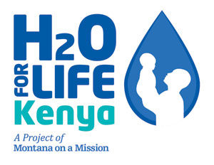 H2O for Life Kenya a project of Montana on a Mission