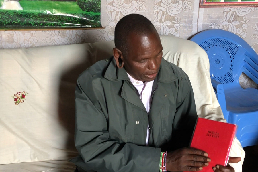 In 2018 Montana on a Mission provided 200 Maasai language Bibles to the communities in our project areas.