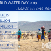 World Water Day 2019 - Leaving No One Behind