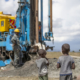 Drilling a borehole in southern Kenya. Montana on a Mission partners with local communities to bring clean water to areas suffering from water scarcity.