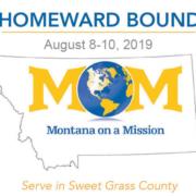 Homeward Bound August 8-10, 2019