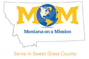 Serve in Sweet Grass County