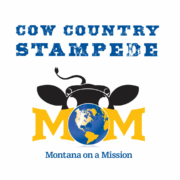 8th annual Cow Country Stampede JOIN US Saturday, November 28th for this virtual 4-mile walk or run in the location of your choice